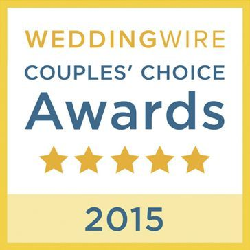 Weddingware Couple's Choice Awards 2015