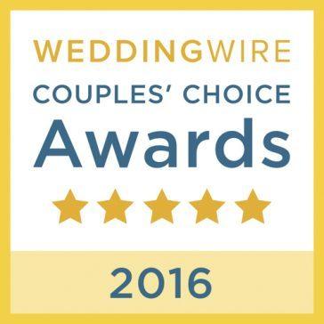 Weddingware Couple's Choice Awards 2016